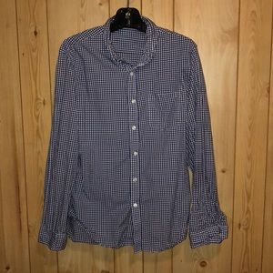 NWOT J. Crew Men's button down shirt